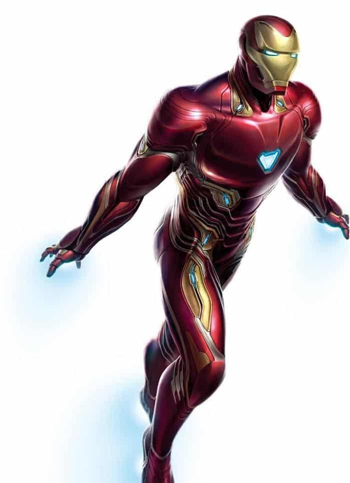 Concept art de Vengadores 4 (2019) | Iron Man
