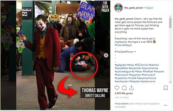 Joker (Joaquin Phoenix) es el héroe de la película