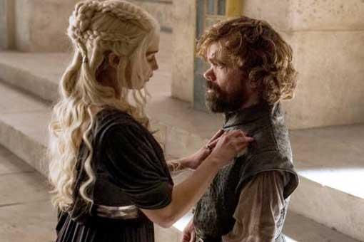 Juego de Tronos Daenerys Tyrion
