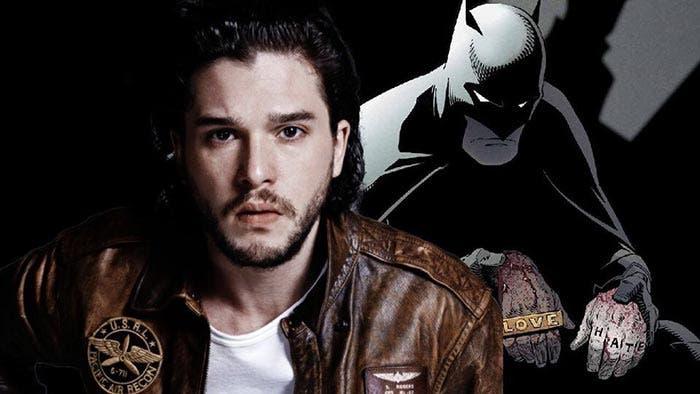 Kit Harington como Batman