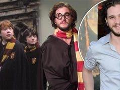 Kit Harington (Jon Nieve en Juego de Tronos) y su amor por Harry Potter