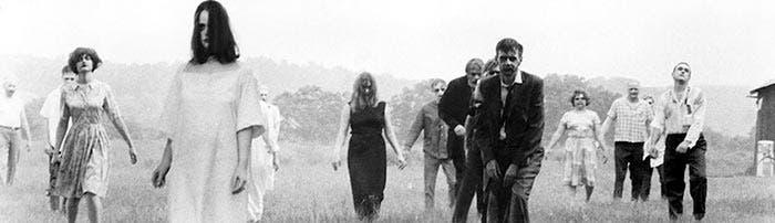 La noche de los muertos vivientes (películas de terror)