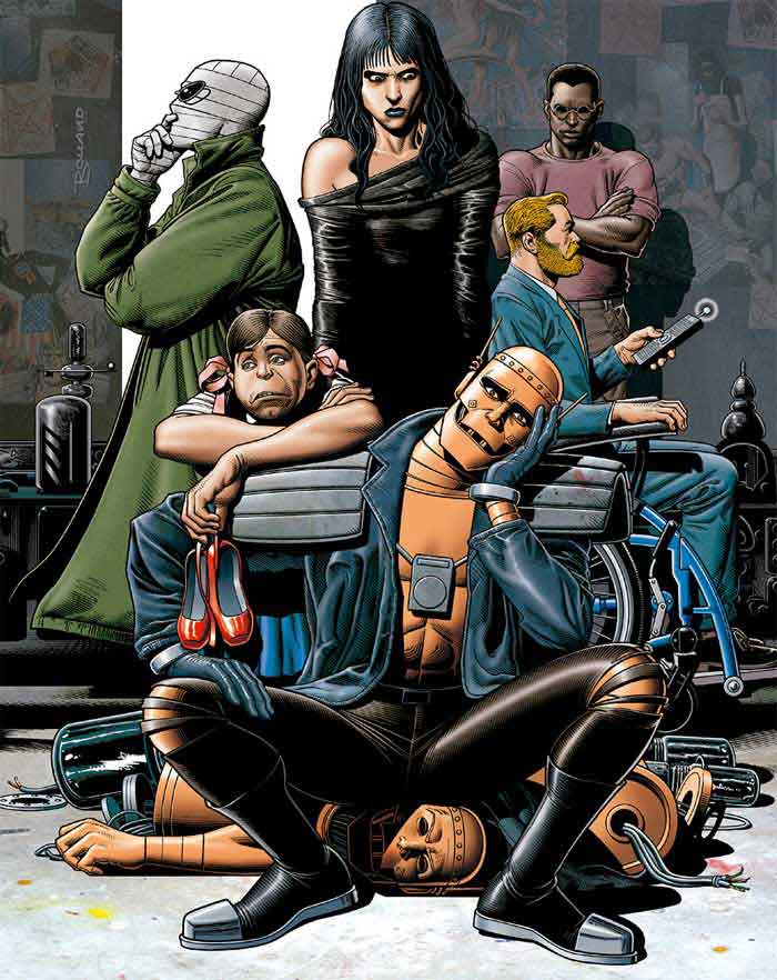 La patrulla condenada (Doom Patrol) DC Comics