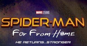 Logo de Spider-Man: Lejos de casa (2019)