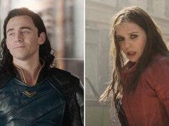 Loki (Tom Hiddleston) y Bruja Escarlata (Elizabeth Olsen) tendrán series de Marvel en la plataforma de Disney