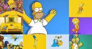 El canon de Los Simpson