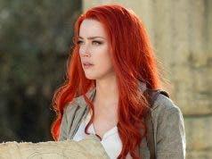 Mera (Amber Heard) en Aquaman