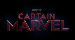 El nuevo logo de Capitana Marvel (2019)