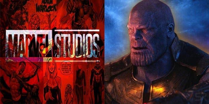 El nuevo Thanos de la Fase 4 de Marvel