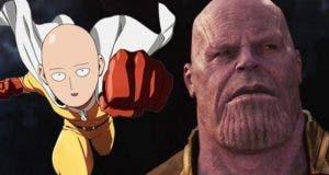 One Punch Man y su crossover con Vengadores: Infinity War