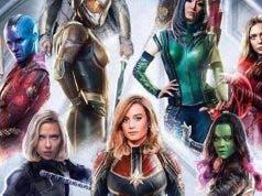 Película de mujeres tras Capitana Marvel (2019)