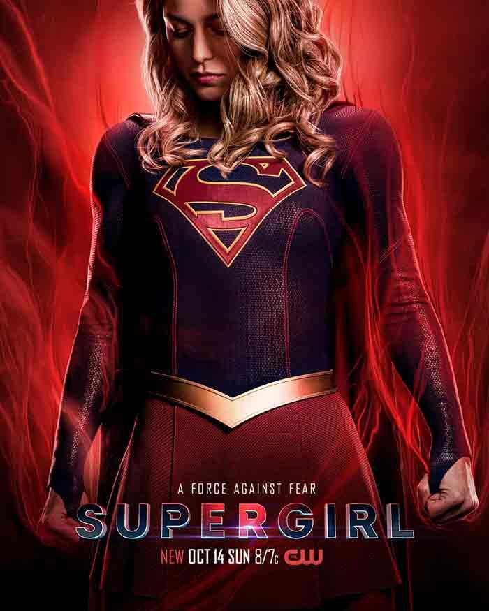 Póster de Supergirl temporada 4