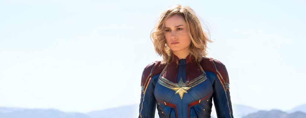 Capitana Marvel: Brie Larson hace los primeros spoilers de la historia