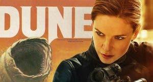 Rebecca Ferguson en el reboot de Dune de Denis Villeneuve