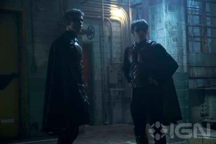 Robin juntos en Titans (DC Universe)