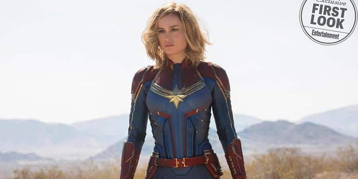 Los secretos de Capitana Marvel (2019) en las imágenes