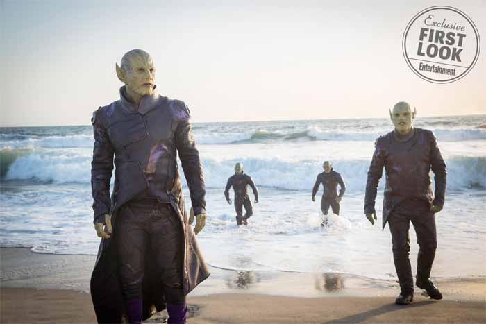 Los Skrulls | 5 villanos que podrían ser el nuevo Thanos en la Fase 4 de Marvel