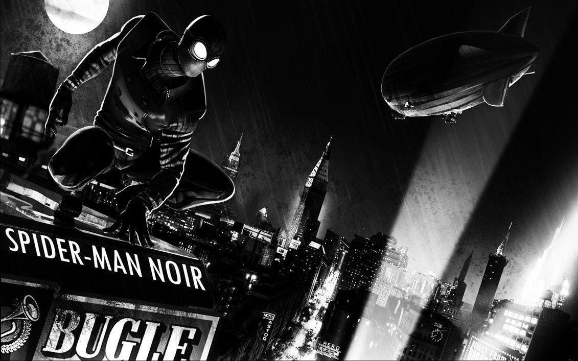 Un nuevo universo estrena nuevo tráiler y póster — Spider-Man
