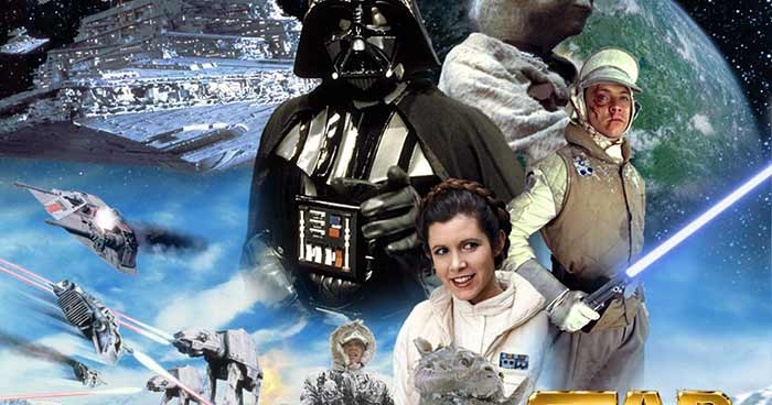 Star Wars: El Imperio Contraataca (1980)