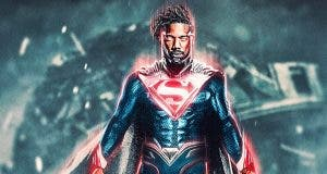 Michael B. Jordan como Superman