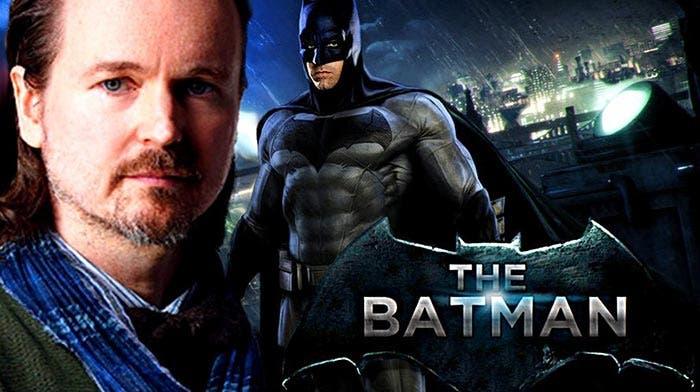 Matt Reeves y su guion final de The Batman