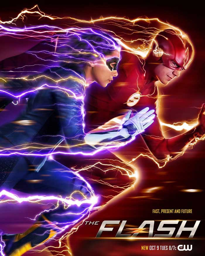The Flash temporada 5