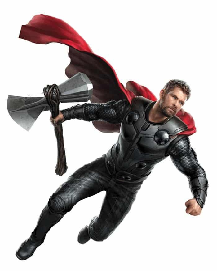Concept art de Vengadores 4 (2019) | Thor
