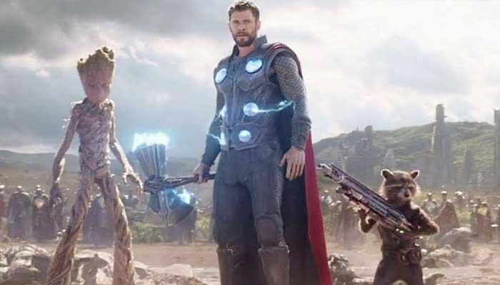 Thor Wakanda Vengadores 4