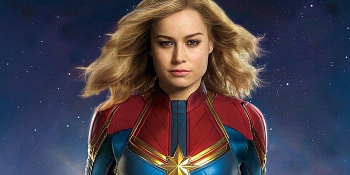 El tráiler de Capitana Marvel (2019), en dos semanas