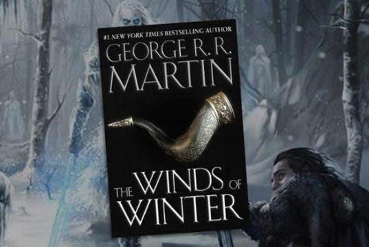 Vientos de Invierno, el sexto libro de Juego de Tronos escrito por George R.R. Martin