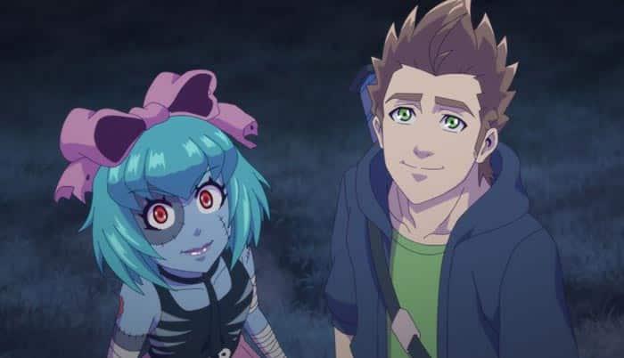 El anime de El Rubius se llama Virtual Hero