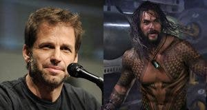 Zack Snyder en Aquaman (PG-13)