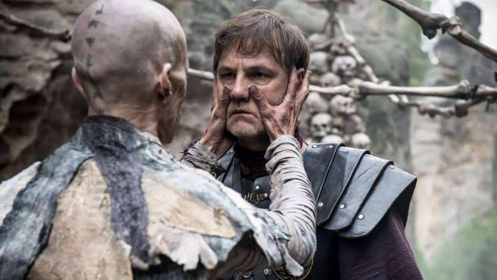 Britannia: Análisis del Blu-Ray de la Primera Temporada
