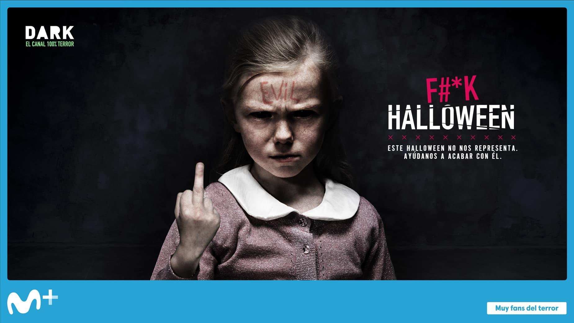 DARK Fuck Halloween