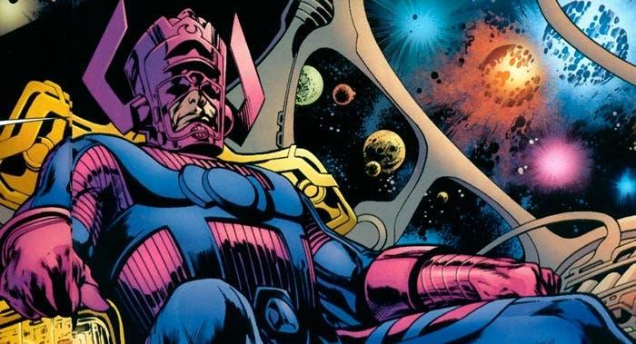 Galactus Marvel Avengers