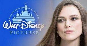 Keira Knightley boicotea película clásicas de Disney