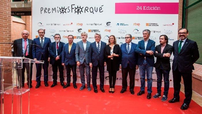 Presentación 24 edición Premios Forqué