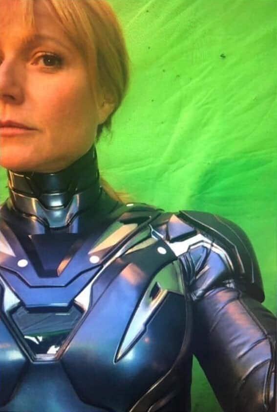 Vengadores 4 Primera imagen de Gwyneth Paltrow como Rescue