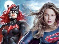 Primera imagen de Supergirl y Batwoman en el Arrowverso