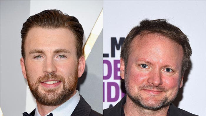 Chris Evans se une a Rian Johnson para hacer Knives Out