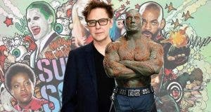 Dave Bautista podría unirse a James Gunn en Escuadrón Suicida 2