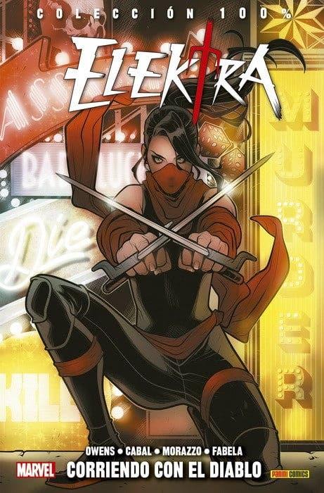 Elektra: Corriendo con el diablo (Panini Cómics)