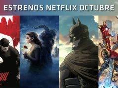 Estrenos Netflix Octubre 2018