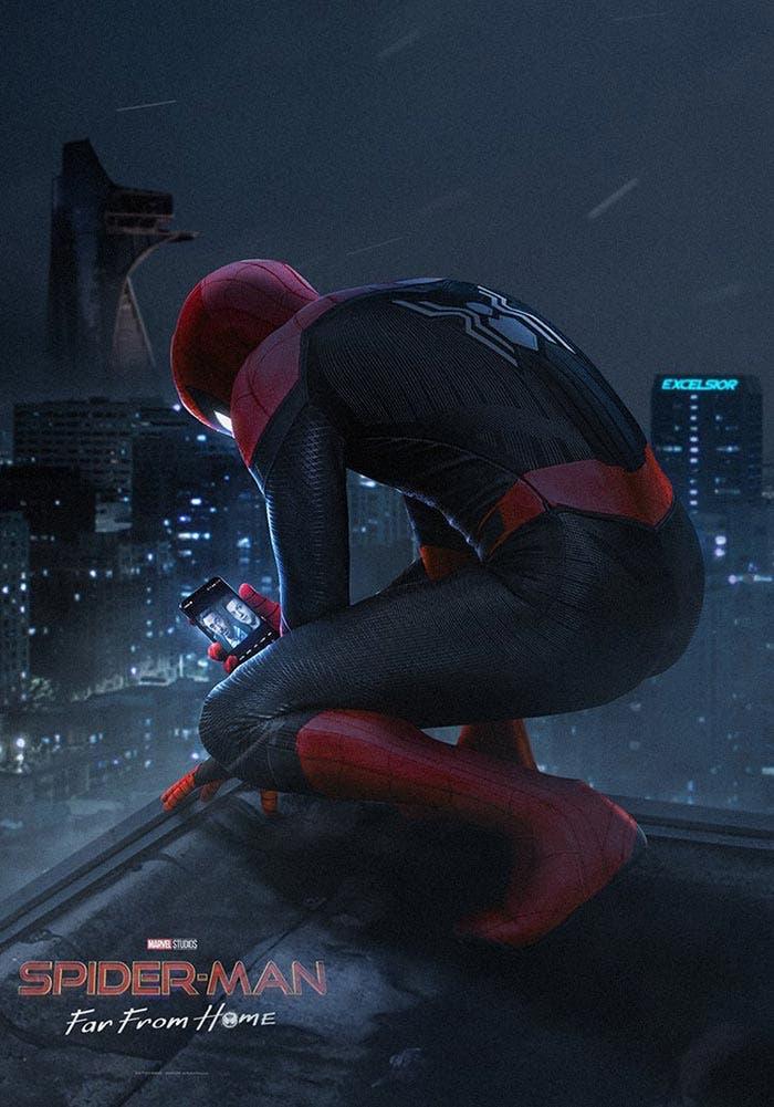 La sorpresa de Tom Holland como Spider-Man en la televisión