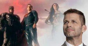 Zack Snyder enseña el final de su Liga de la Justicia