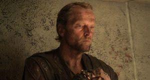 El final de Ser Jorah Mormont (Iain Glen) en Juego de Tronos
