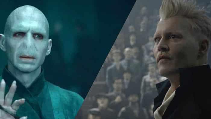 Harry Potter: Lord Voldemort vs Gellert Grindelwald