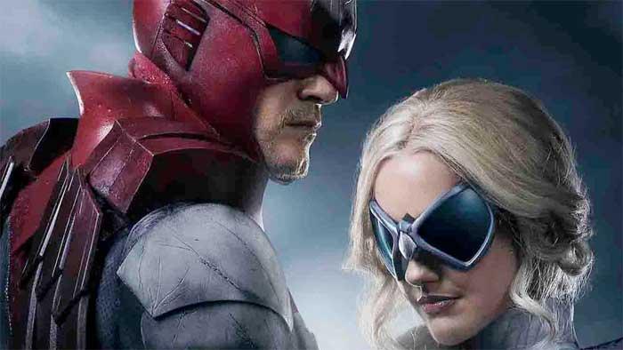 ¿La serie Titans mejor que Vengadores: Infinity War?