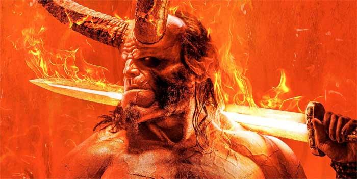 tráiler de Hellboy 2019