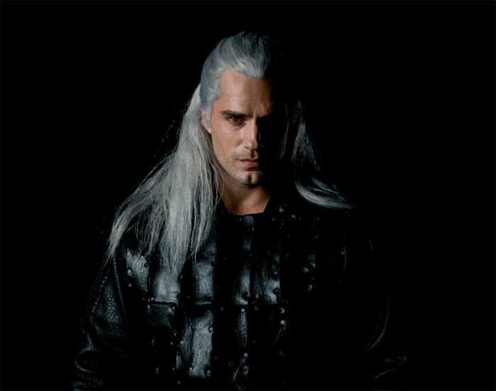 Primera imagen oficial de Henry Cavill en The Witcher de Netflix